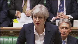 Article 50: Theresa May in the House of Commons - watch live