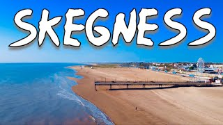 A sunny weekend in Skegness (4K) - Travel Video by Kevin Williamson
