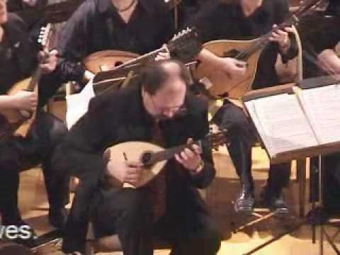 Antonio Vivaldi Mandolin Concerto 1st Movement Ettlingen Detlef Tewes Boris Bagger RV 425