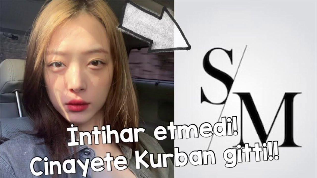SULLI İNTİHAR ETMEDİ ! CİNAYETE KURBAN GİTTİ !!!