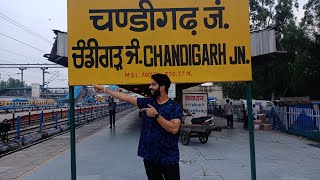 India's Cleanest Railway Station   Chandigarh Junction Railway Station   #indianrailways