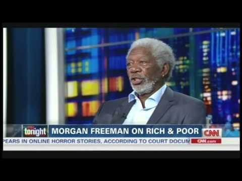 Morgan Freeman Interview with Don Lemon (June 3, 2014)