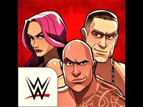 (EPISODE 1,547) LET'S PLAY: WWE TAP MANIA (SEGA) ANDROID WALKTHROUGH