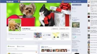Фейсбук. Как подписаться на страницу