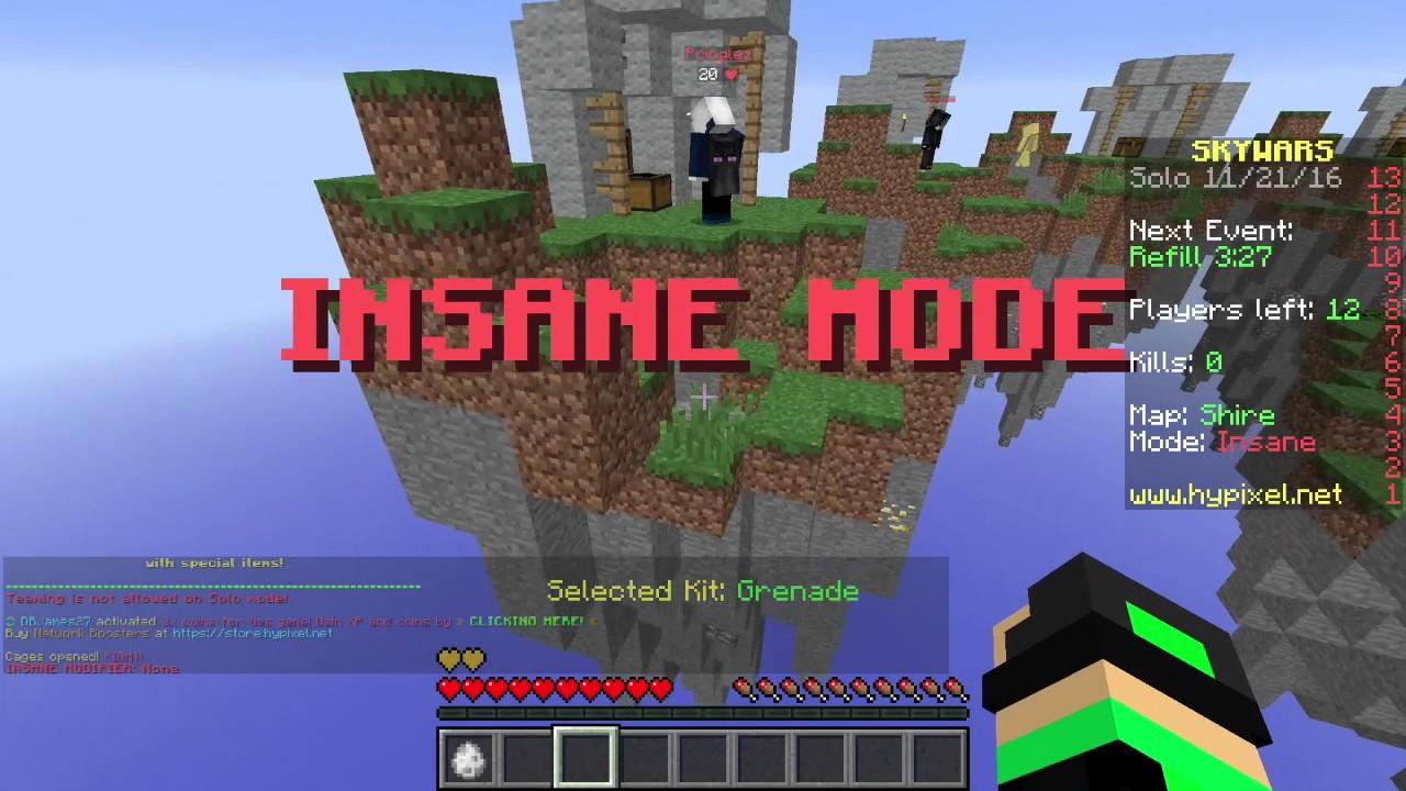 Minecraft skywars servers australia