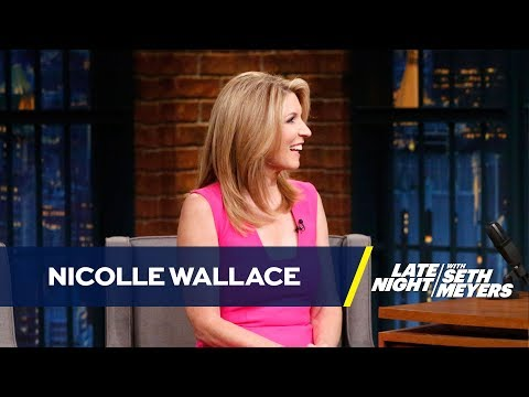 MSNBC's Nicolle Wallace: Don't Feel Sorry for Trump's White House
