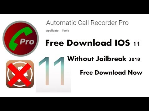How To Download IPhone Automatic Call Recoder Pro 2018
