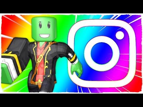 👉 ¡INSTAGRAM EN ROBLOX! SOCIAL MEDIA TYCOON