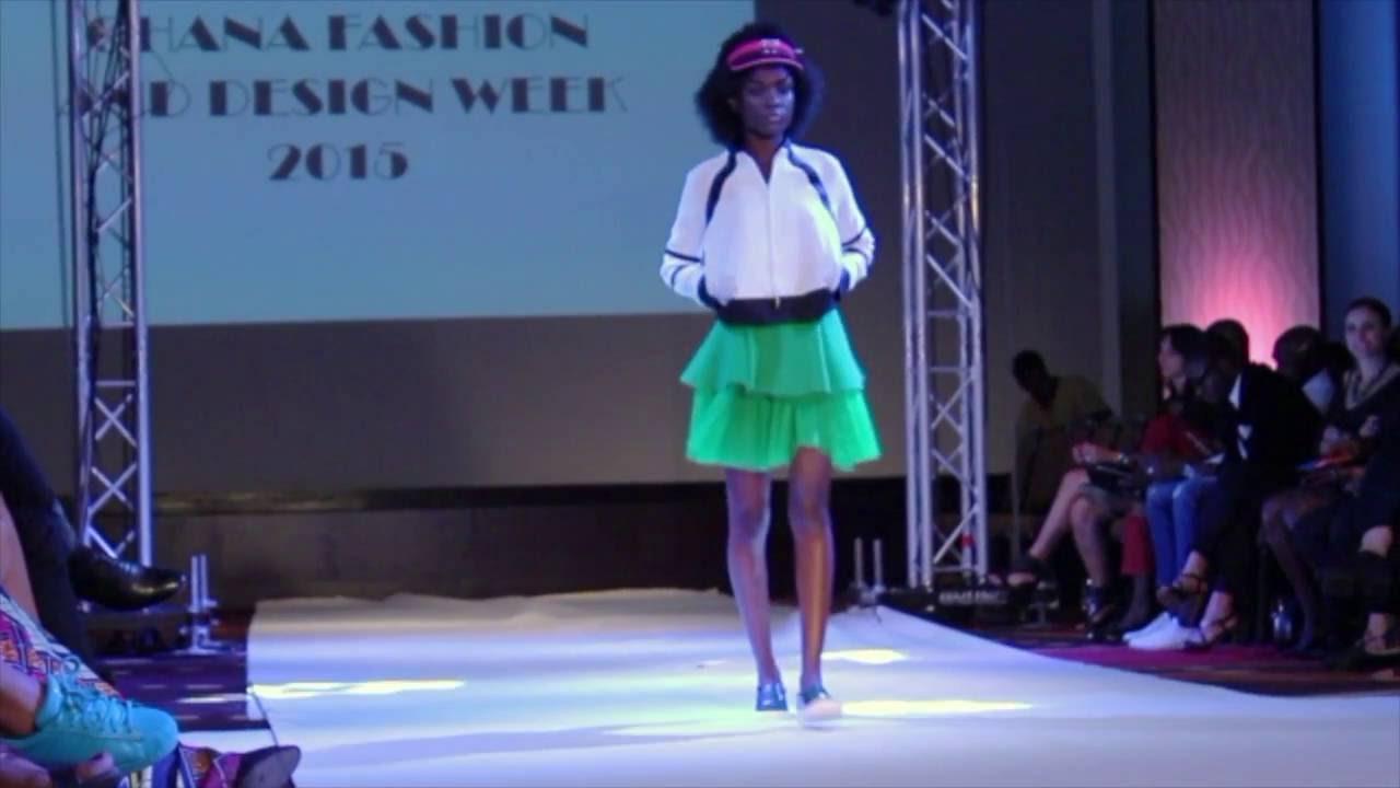Ghana Fashion Design Week 2015 Runway Highlights 4 Youtube