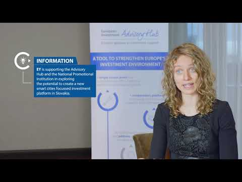 Video Case Study: Developing a smart cities investment platform in Slovakia