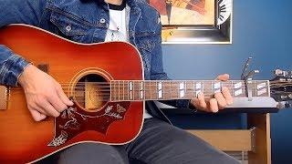 The Beatles - Norwegian Wood - Guitar Cover