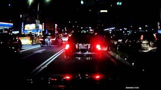 2015/03/14 新竹三惡煞 紅燈持棍砸機車....