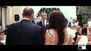 Слезы радости, признания в любви на свадьбе Сергея Сырбу
