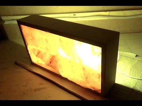 Излечит от стресса, насморка, храпа: польза и вред солевой лампы