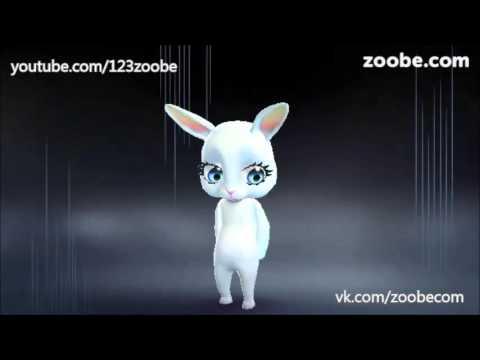 Zoobe Зайка Так хочется к маме