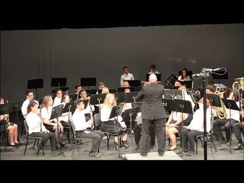 Grace king High School band 2017
