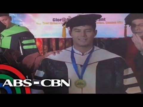 UKG: 'Honorary Degree' ni Daniel Matsunaga naging kontrobersyal
