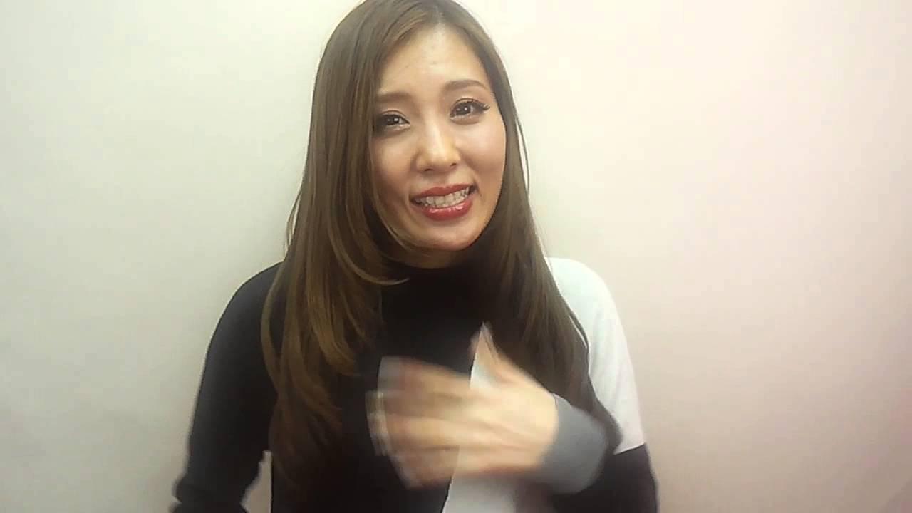 美『桜木凜』さんX'masイベント終了コメント動畫 - YouTube