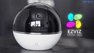 Камера наблюдения EZVIZ Mini 360 Plus в 4k