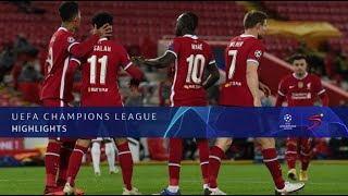 UEFA Champions League | Liverpool v FC Midtjylland I Highlights