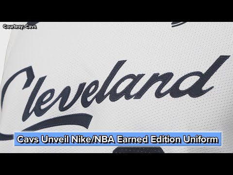 First look at Cleveland Cavaliers  new  Earned Edition  alternate jerseys c1c09ea36