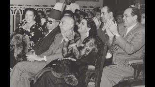 كلثوميات نادرة (  أقولك أيه عن الشوق )   مسرح حديقة قصر الأزبكية  / 2 يناير 1964م.