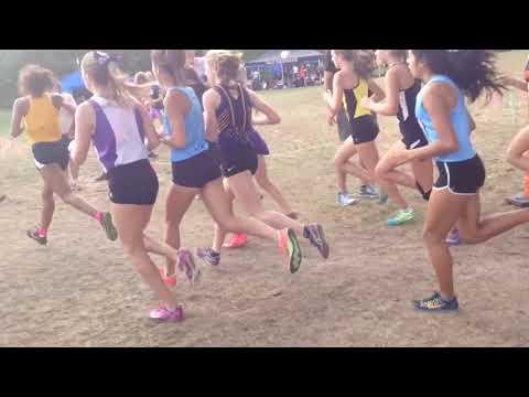 CHS Varsity Girls Cross Country: 2017 Portage Invitational Montage
