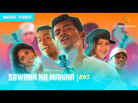 Sawana Ka Mahina(Remix) - BNS | Official Music Video | MEntertainments