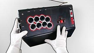 Unboxing Soul Calibur 6 Collector's Edition + Mixbox Arcade Controller