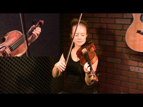 Jenny Dang The Weaver: Fiddle Lesson by Hanneke Cassel