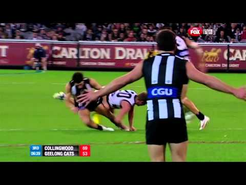 2012 Round 8 Collingwood V Geelong (Collingwood Highlights)