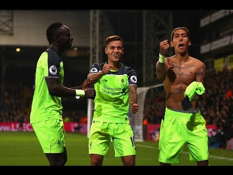 Crystal Palace vs Liverpool All Goals & Highlights 30/10/2016