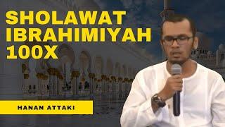 Download lagu Sholawat Nabi Ibrahimiyah 100x   Ustadz hanan Attaki