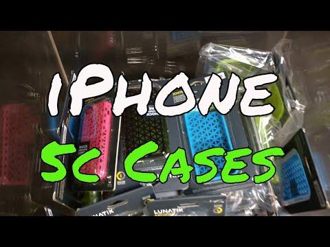 Architek Lunatik iPhone 5c Cases