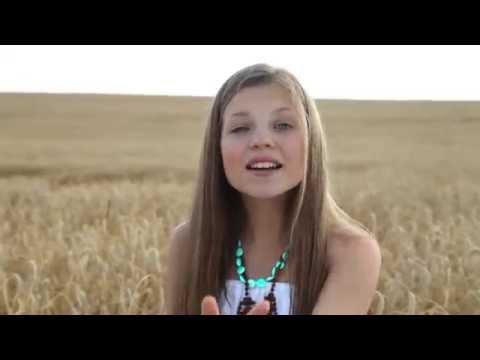 "Junior Eurovision 2014 Nadezhda Misyakova ""Sokal""  Надежда Мисякова ""Сокал"""