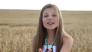 Junior Eurovision 2014 Nadezhda Misyakova 'Sokal'  Надежда Мисякова 'Сокал'