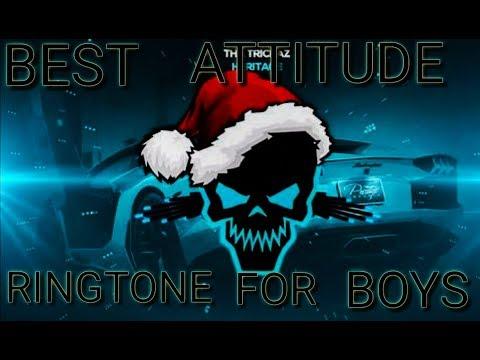 Best Attitude Ringtone For Boys