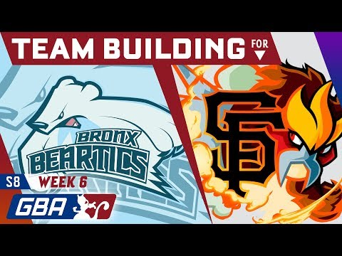 Bronx Beartics - Team Building for the San Francisco GiEnteis [GBA S8 W6] Pokemon Ultra Sun and Moon