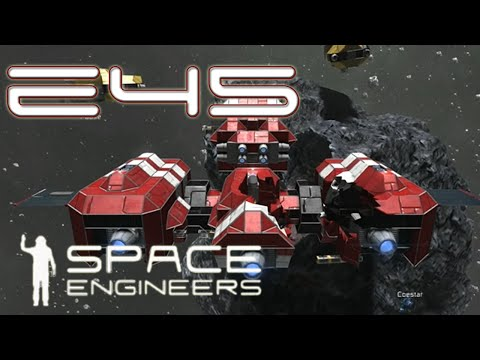 Space Engineers Multiplayer - E45 - Tragedy Strikes Guudesy thumbnail