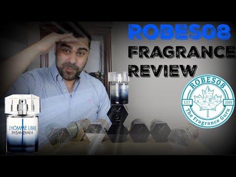 L'Homme Libre by Yves Saint Laurent | Fragrance Review (2011)