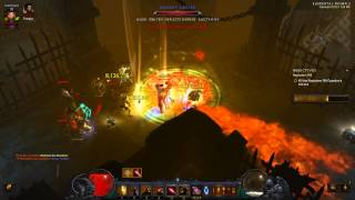 Diablo III Patch 2.1.2 Torment III Rift run