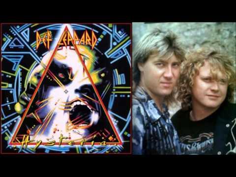 "Def Leppard - ""Hysteria"" Interview with Joe Elliott & Rick Allen - July 1987"