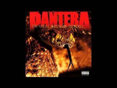 Pantera The Great Southern Trendkill Full Album 1996
