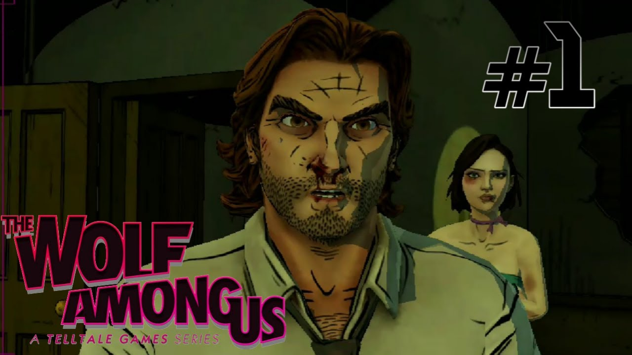 Nih Buat Pecinta Game The Walking Dead - The Wolf Among Us Android Gameplay Part 1