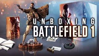 Распаковка: Battlefield 1 - Коллекционное издание