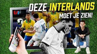 'Messi Zou Een Moord Doen Voor Kwaliteit Brazilië Bij Argentinië'