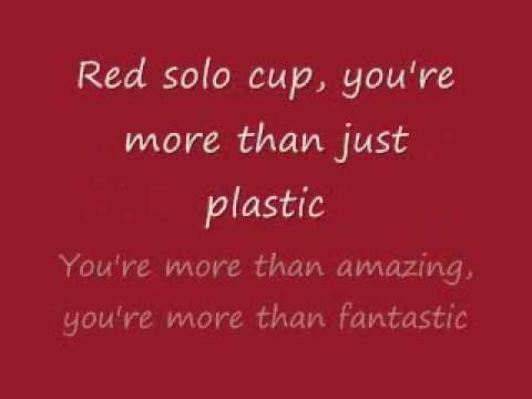 Toby Keith-Red Solo Cup Lyrics