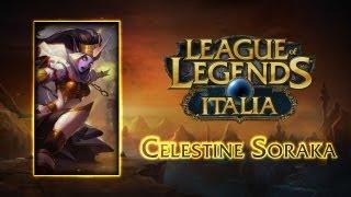 Skin Preview - Celestine Soraka ITA