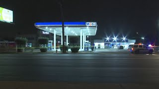Police searching for suspect in deadly shooting at Phoenix gas station
