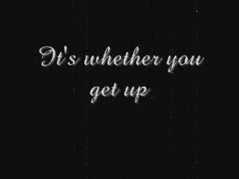 Whether You Fall - Tracy Bonham